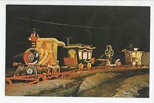 Vintage Postcard Oriskany New York NY Trinkaus Manor Toyland Express Rte 69