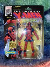 Deadpool Marvel Legends Series 80th Anniversary 6-inch Figure X-Men X-Force