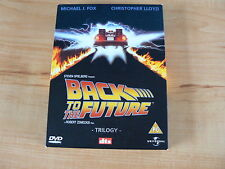 Back to the Future Trilogy 3 dvds