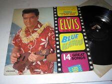 ELVIS PRESLEY Soundtrack BLUE HAWAII RCA Mono