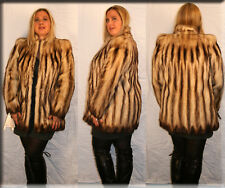 New Fitch Fur Jacket Size Small 2 4 S Efurs4less