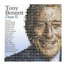 Tony Bennett - Duets II  24HR POST!!