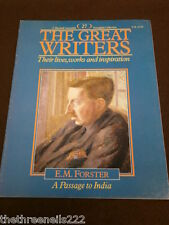 THE GREAT WRITERS #27 E.M. FORSTER