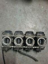 Suzuki gsxr 600 srad Carburetors Carbs Fuel System