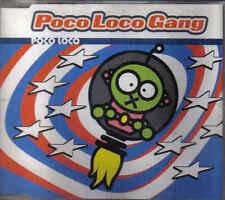 Poco Loco Gang- Poco loco cd maxi single eurodance