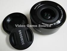 SAMSUNG NX 16-50MM F3.5-5.6 POWER ZOOM OBJEKTIV LENS PZ NX300 NX1 NX3000 NX500