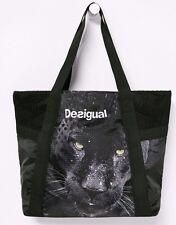 DESIGUAL Bolsa Sport Wild - Bag - Tasche - Sac - Nuevo.