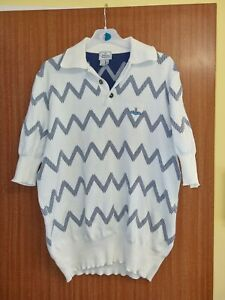 Vivienne westwood Mens made in Italy xxl short sleeved jumper vgc except 2 tiny