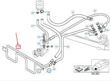 BMW 3 Compact E36 Direction Assistée Cooling Bobine Tuyau 32411095524 Neuf Vrai