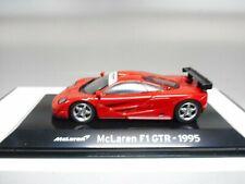 MCLAREN F1 GTR 1995 SUPERCARS IXO 1/43