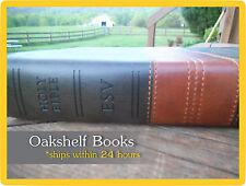 ESV Single Column BIBLE Forest ~ NEW