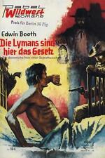 Pabel Wildwest Romane 184 (Z0), Pabel