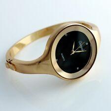 Fashion Round Women Bracelet Watch Lady Stainless Steel Dress WristWatch D1