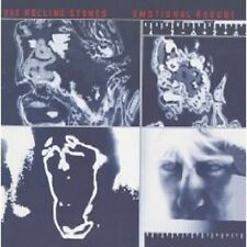 """Rolling STONES """"Emotional Rescue (2009 REMASTERED)"""" CD"""