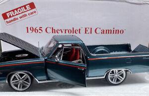 Danbury Mint 1/18 Scale Custom 1965 Chevy El CAMINO (1) Of (1) MASTERPIECE!!