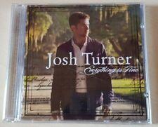 JOSH TURNER CD  -  EVERYTHING IS FINE