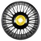 Michelin X Tweel Turf Rear Tire Set for 24x12N-12 with John Deere Z900 Z-Tr
