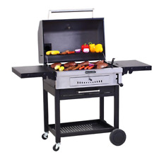 Cart Style Charcoal Grill Backyard Bbq Party Barbecue Outdoor Cooking New