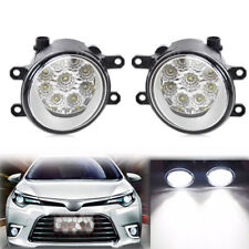 55W 9LED Fog Light Driving Lamp For Toyota Corolla Camry Yaris Lexus Avalon