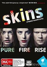 SKINS Series SEASON 7 : NEW DVD