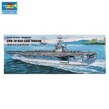 MiniHobby 80905 30Cm Cvn-70 Uss Carl Vinson Aircraft Carrier Model With Motor