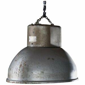LOFT Lampe Uboot Alt Gastro Industrie Industrielampe Beleuchtung RESTAURANT WOW