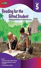 Reading for the Gifted Student Grade 5 (For the Gifted Student) by