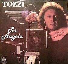 ++UMBERTO TOZZI per angela/marea SP 1981 VG++