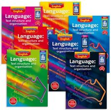 RIC Publications ~ LANGUAGE ~ Australian Curriculum English ~ CHOOSE 1: F/3/4/5