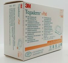 3M Tegaderm + Pad | Waterproof Film With Absorbent Pad  | All Sizes & Quantities
