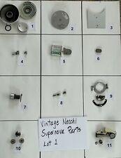 Vintage Necchi Supernova Sewing Machine Parts, Lot #1 (Free Shipping)