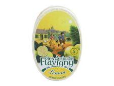 Les Anis de Flavigny Candy Lemon, 1.8 oz Tin