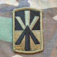 Army Abzeichen 11 Air Defense Artillery Brigade für die Woodland BDU Uniform