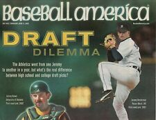 2003 Baseball America Cover--Jeremy Bonderman/Jeremy Brown
