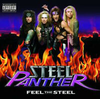 Steel Panther : Feel the Steel CD (2009) Highly Rated eBay Seller, Great Prices