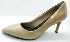 Rockport Tan Total Motion Adiprene By Adidas Shoes Patent Leather Women's Sz 7.5