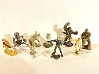 2005 07 Star Wars Unleashed Kashyyyk clone wars Battle Pack mix Hasbro
