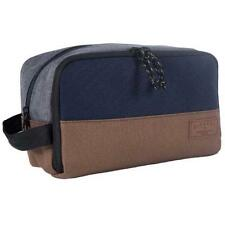 RIP CURL MENS TOILETRY BAG.NEW GROOM DOUBLE POCKET WASH BAG TRAVEL CASE 8W T1 49