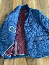 Hackett London Diamond-Quilted Steppjacke Quilted Jacket Thermal Tech Jacke XXL
