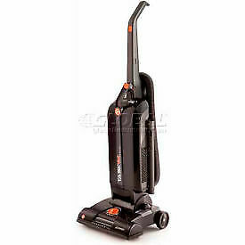 """Hoover TaskVac Bagged Upright Vacuum, 13-1/2"""" Cleaning Width CH53005  - 1 Each"""