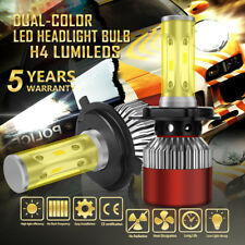 Autofeel H4 9003 1050W 157500LM LED Headlight Bulbs Conversion Kit Hi/low beam
