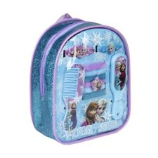 Haar Schmuk Set mit Rucksack Disney Eiskönigin Anna Elsa 11 teilig
