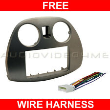 Eclipse Radio Car Stereo CD Player Install Dash Mounting Kit+Wire Harness Plug