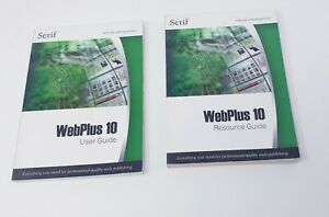 Serif WebPlus 10 Resource and User Guide.