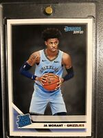 2019-20 Donruss JA MORANT Rated Rookie BASE RC # 202 Memphis GRIZZLIES
