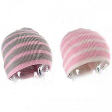 Cappelli rosa acrilico per bambine dai 2 ai 16 anni
