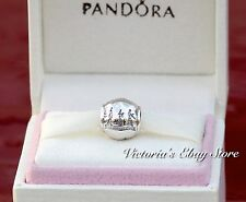 Authentic PANDORA Charm Silent Night Sterling Silver #791402