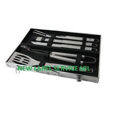 SET BARBECUE BBQ IN ACCIAIO INOX VALIGETTA 5PZ 902977648 ELECTROLUX 50292968000