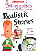 Realistic Stories for Ages 7-9 (Writing Guides), Clements, Sylvia, Powell, Jilli