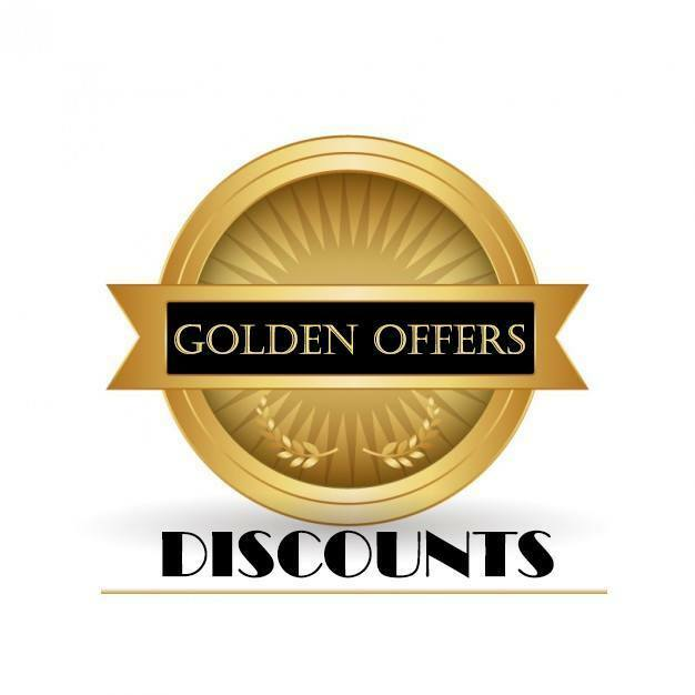 Golden Offers Discounts